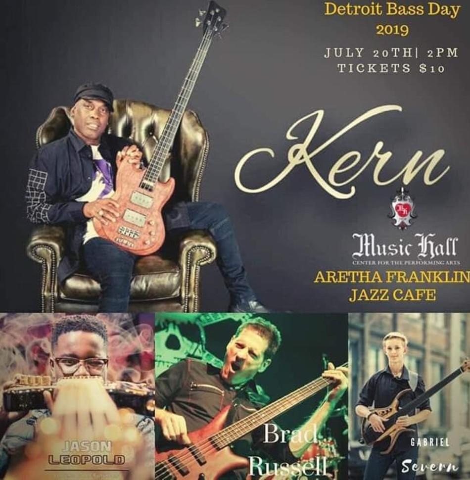 Detroit Bass Day